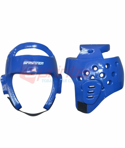 Шлем для единоборств.Размер:М..ZTT-002