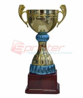Кубок наградной НB2058-В. Высота 26 см