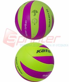 Волейбольный мяч KATA клееный НК-12