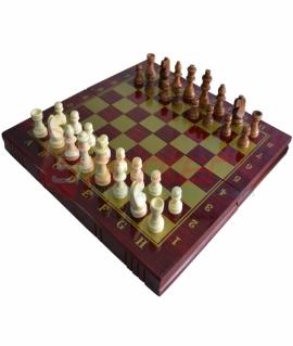 Игра 3 в 1 дерево 8326