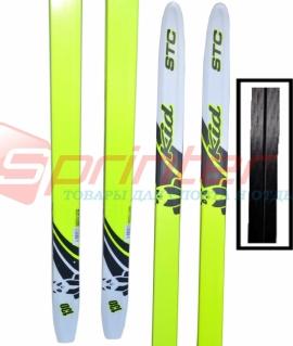 Лыжи спортивные STC - 130 см.
