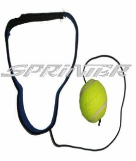 Тренажёр-эспандер для бокса с мячиком. Украина