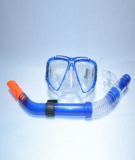 Набор для плавания: маска + трубка.24621