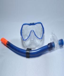 Набор для плавания детский: маска + трубка. 30229