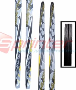 Лыжи спортивные STC - 160 см.