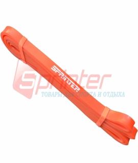 Резиновая петля. Сопротивление 1-6кг. 204*1,2*0,4 см. Материал: Латекс.оранжевая. 1-6кг.