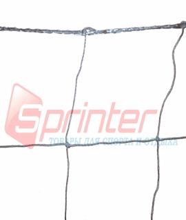 Сетка для мини-футбола. Ячея: 14*14 см. SD-818