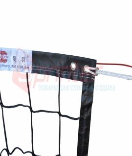 Сетка волейбольная с тросом YO-819