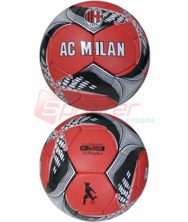 """Мяч футбольный """"AC Milan"""" из прессованной кожи. 2005"""
