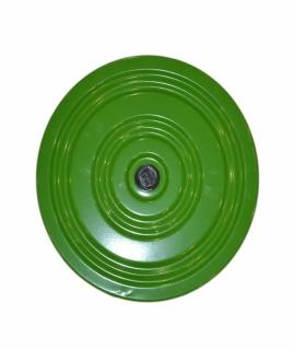 """Диск """"Здоровье"""" из металла (1,1 кг) с диаметром - 28 см."""