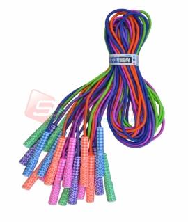 Скакалка с веревочным тросом упаковка 10шт. .QJ-3232