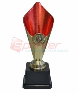 Кубок наградной 3013B. Высота 22,5 см.