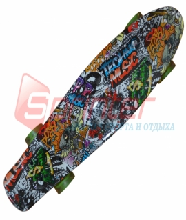Скейт Penny-пластиковый. S2046-11