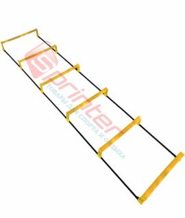 Координационная лестница с барьером