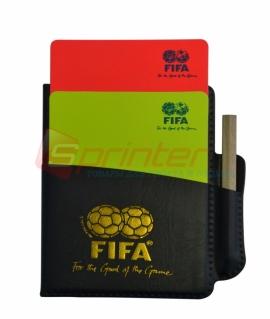 "Карточка судьи ""FIFA"""