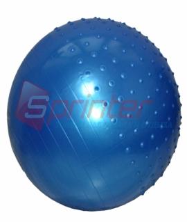 Мяч для фитнеса полумассажный.65СМ-ОМ