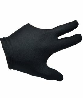 Перчатка чёрная для бильярда  МЕ-1133