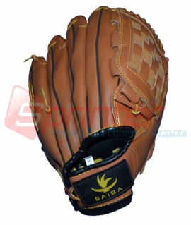 Перчатка-ловушка для игры в бейсбол.