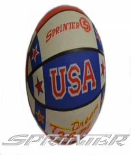 "Баскетбольный мяч. ""SPRINTER"" USA №7 2004"