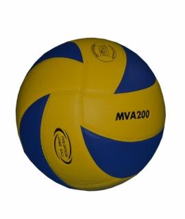 Волейбольный мяч клееный MVA200