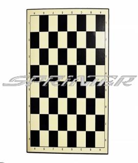 Доска для шахмат и шашек картонная. 33*33см. Q220