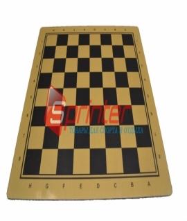 Доска ламинированная для шахмат и шашек - 30х30 см. Q30х30