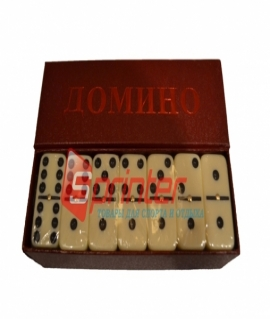 Домино в картонной коробке. 5010Z