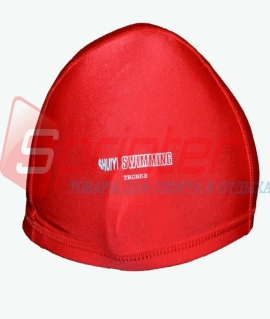 Шапочка для плавания - AL -1117 (Красная)