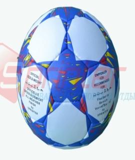 """Мяч футбольный """"Лига Чемпионов"""" из прессованной кожи. 6664"""