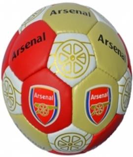 """Мяч футбол """"ARSENAL"""" с полимерным покрытием. 18"""