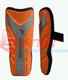 """Защита футбольная """"DIADORA"""" оранжевая. 602-М"""