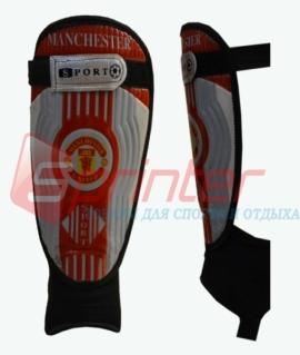 """Защита футбольная """"MANCHESTER UNITED"""" с подкладкой из полиэстера. 2016"""