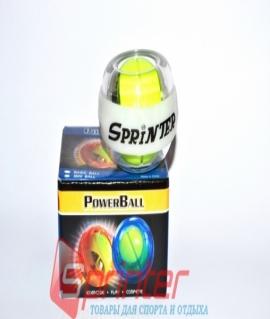 Тренажёр кистевой POWER BALL из пластика OSP 186 HL