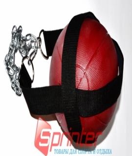 Тренажер для мышц шеи из нейлона. (Украина)