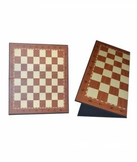 Доска для шахмат и шашек картонная. 33*33см. Q221