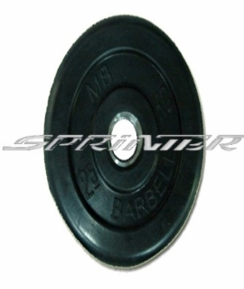 Диск SLS GYM BARBEL - 2,5 кг