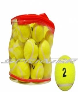 Мяч для б/т (24 шт. в сумочке) 2 сорт