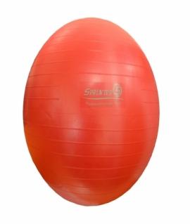 """Мяч для фитнеса """"Anti-burst GYM BALL"""" красный (матовый). Диаметр: 85 см. FB-85"""