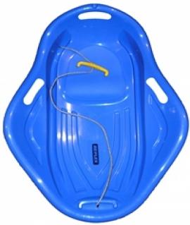 Санки детские RE:FLEX Musla (корыто-ракушка) с размерами: 80*60*170 мм.(Польша)