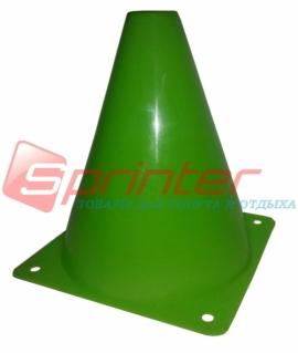 Зеленая фишка - 23 см