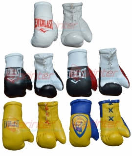 Брелок боксёрские перчатки с размером 9 см * 6 см. Производство: Украина.