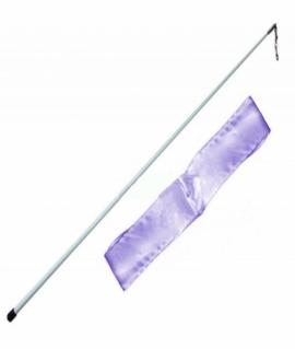 Лента гимнастическая фиолетовая - 6 м