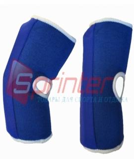 Налокотник волейбольный синий 342-2