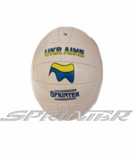 """Волейбольный мяч """"Sprinter""""с флагом Украины 56"""