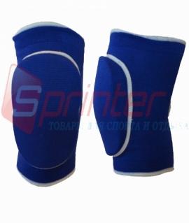Наколенник волейбольный синий 745-1