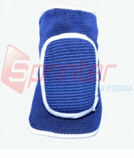 Наколенник волейбольный синий 1210