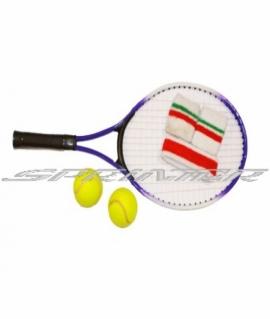 Детский набор для большого тенниса.909