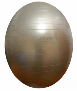 """Мяч для фитнеса """"Anti-burst GYM BALL"""" стальной (матовый). Диаметр: 75 см. FB-75"""