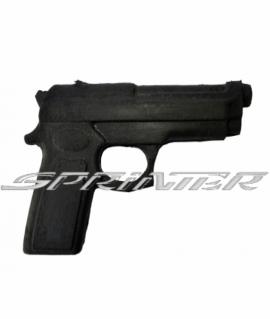 Муляж пистолета из резины